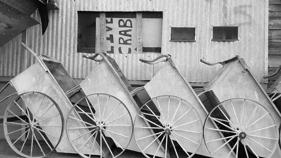 Fish-carts