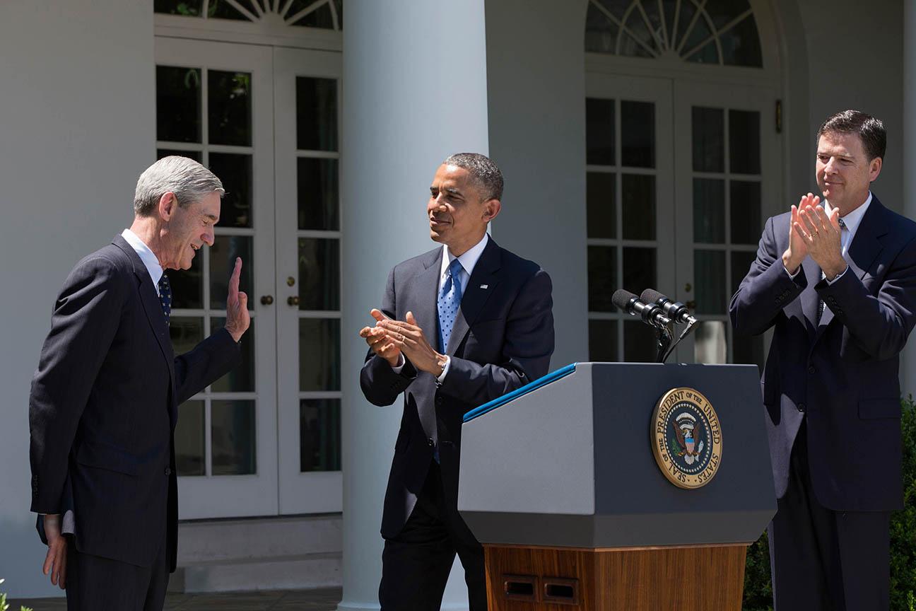 MuellerObamaComey