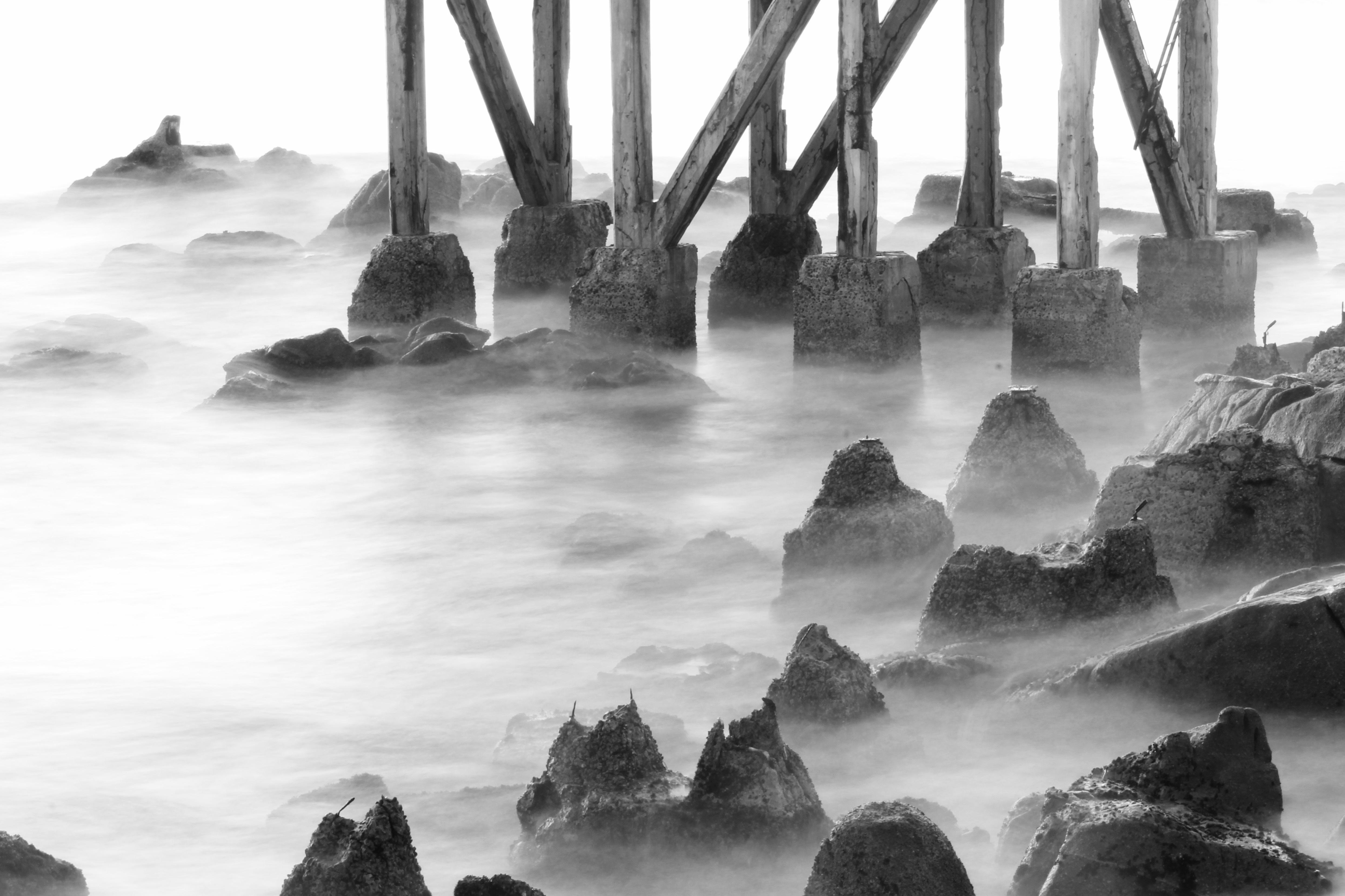 Ghost-pier