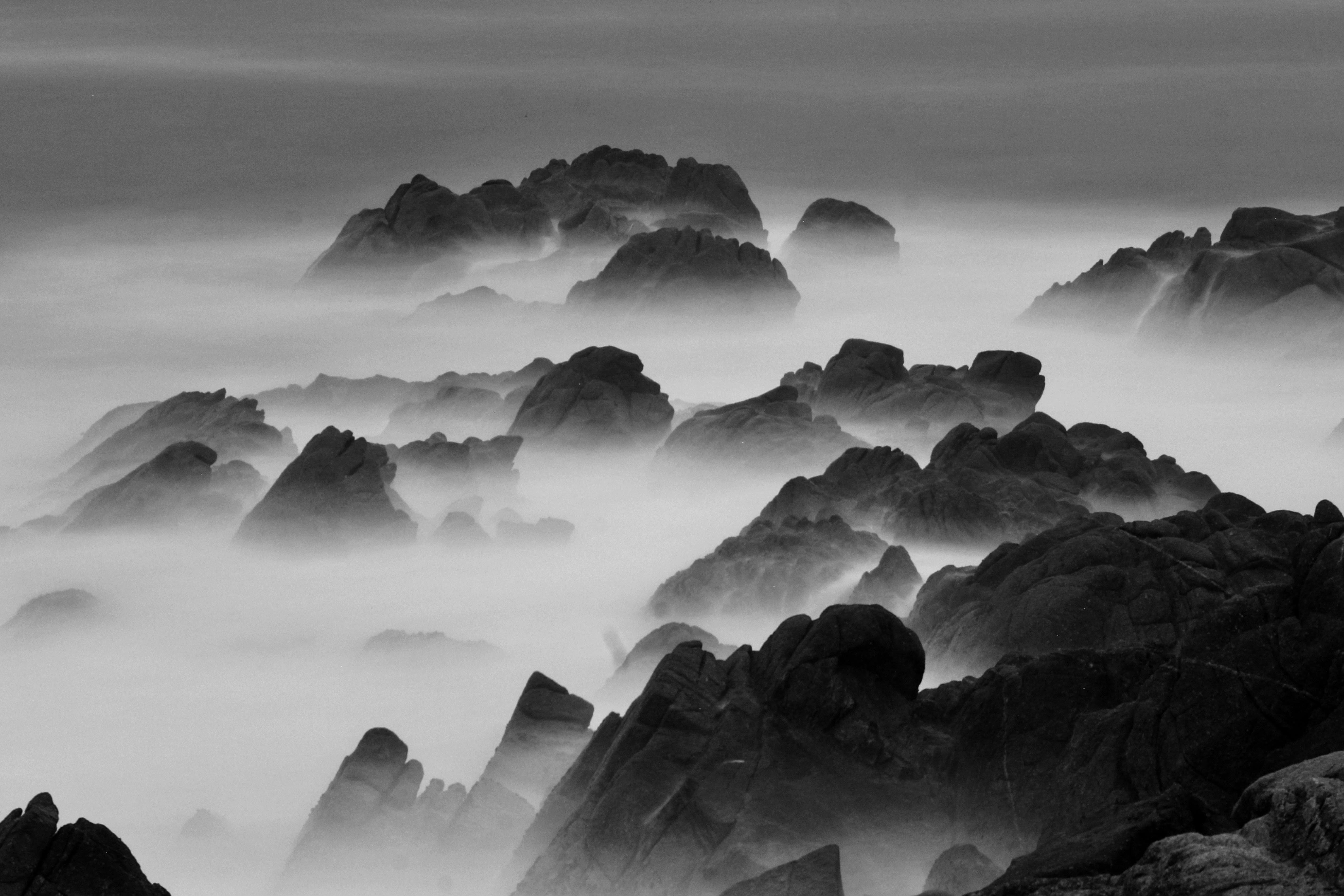 Ghost-rocks