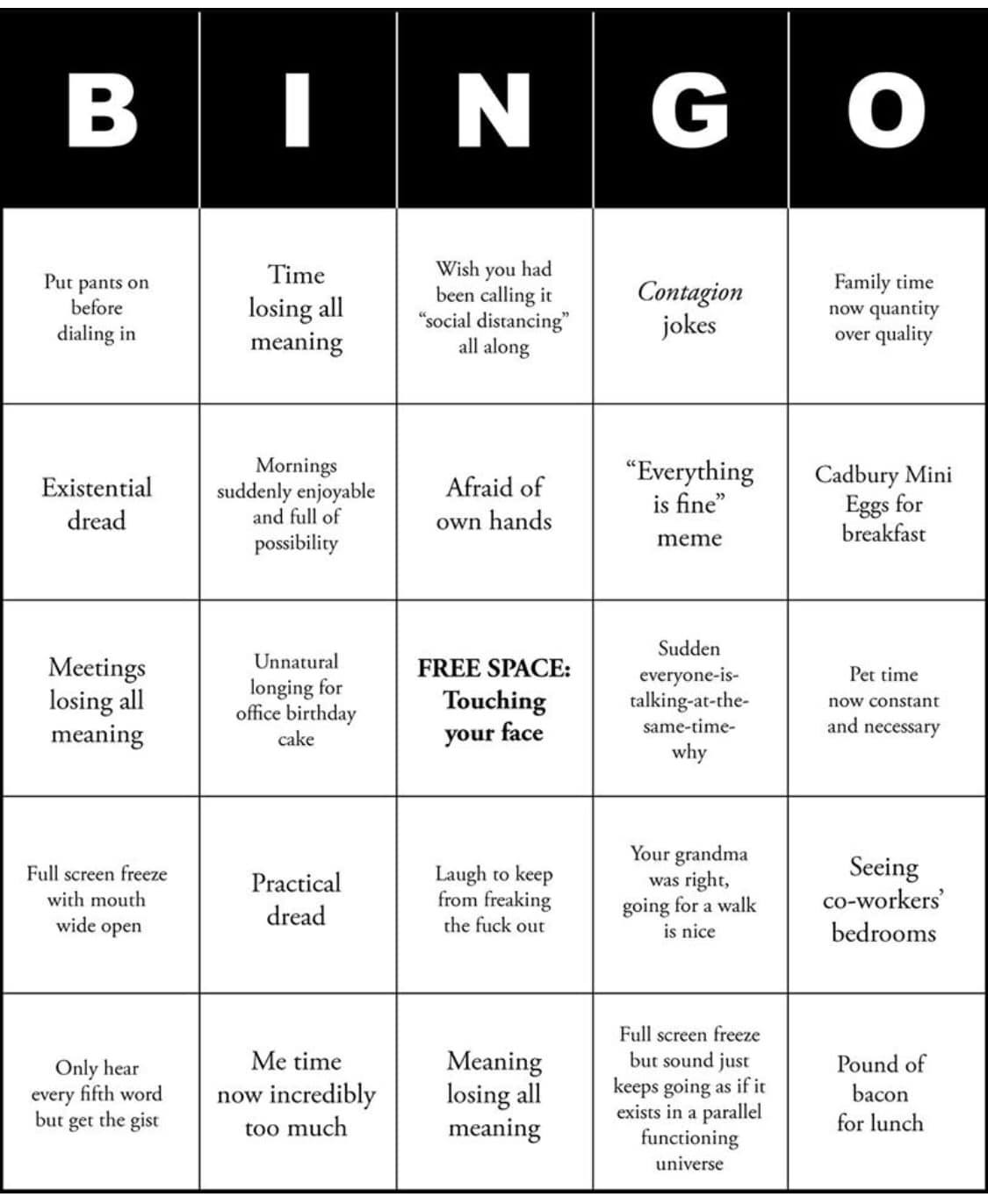 work-from-home-bingo