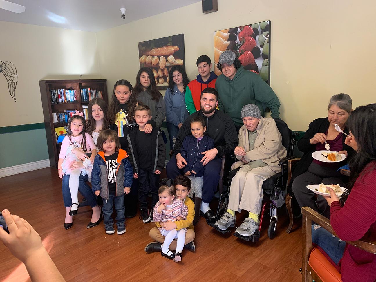 Melgoza-Family