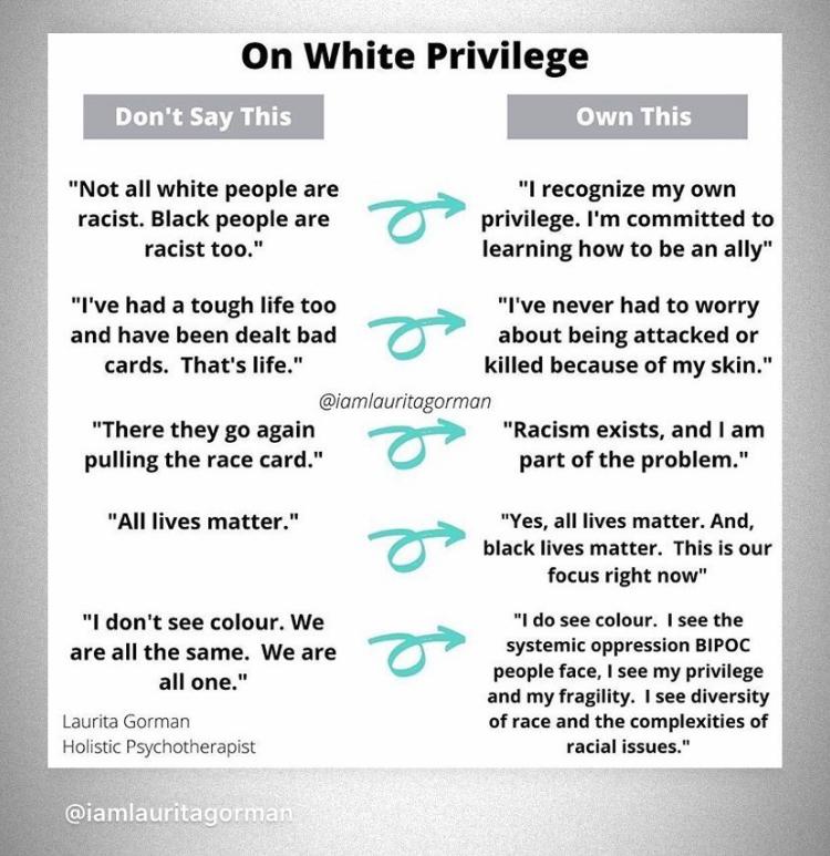 on-white-privilege