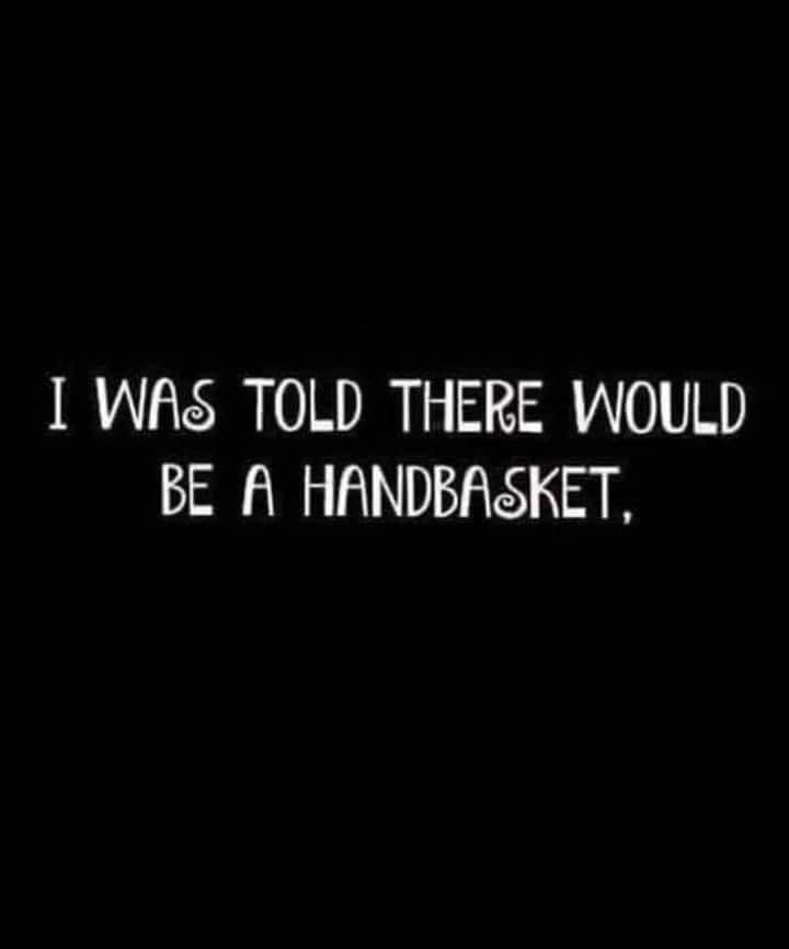 handbasket