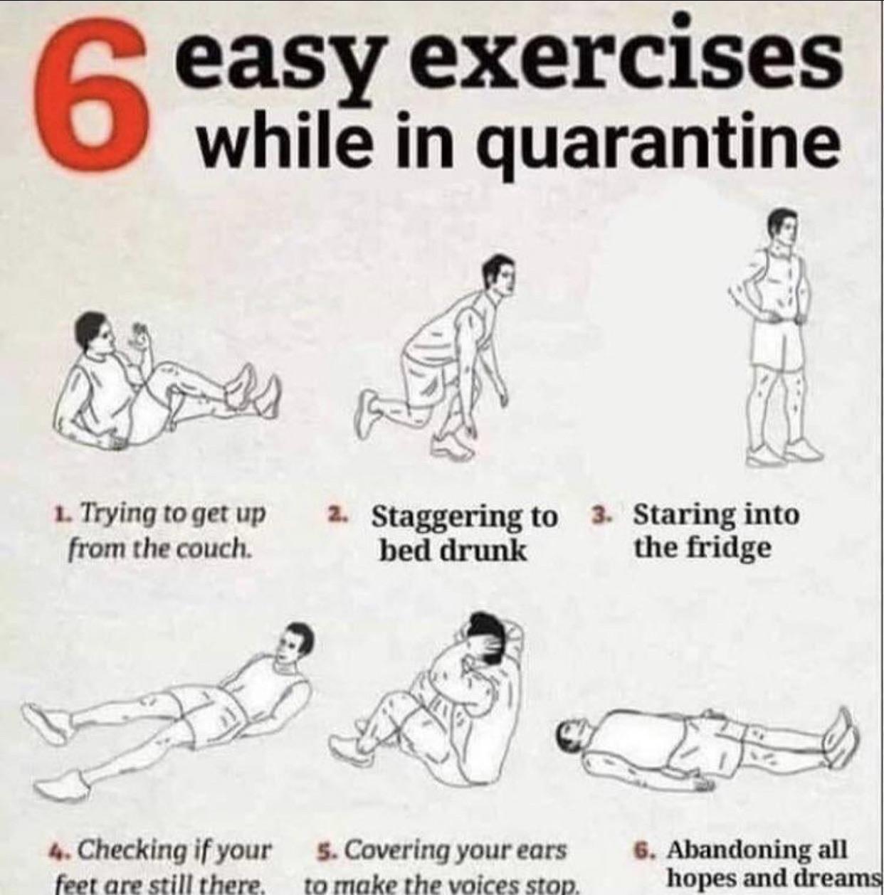 corona-exercises