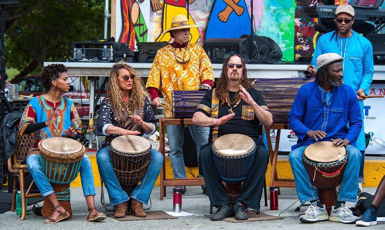 palenke.drummers